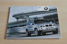 101267) BMW X5 E70 Zubehör - Niederlande - Prospekt 01/2003