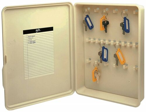 Helix 60034 Plastic Key Cabinet