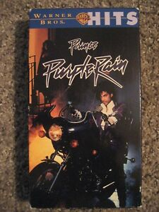 Details about Purple Rain VHS Prince Morris Day