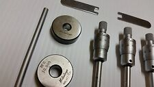 Mitutoyo Holtest Micrometer 368-911 (Bore Micrometer) Set, Metric, 6 to 12mm