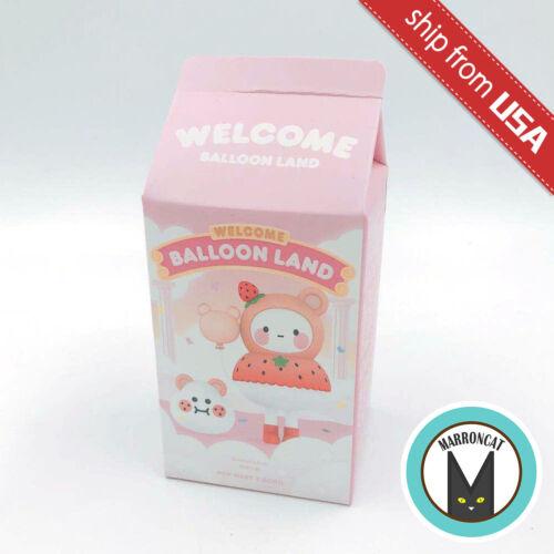 POP MART Bobo /& CoCo Balloon Land Vinyl Figure Designer Toy Figurine 1 Blind Box