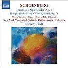 Arnold Schoenberg - Schoenberg: Chamber Symphony No. 2; Die glückliche Hand; Wind Quintet, Op. 26 (2008)