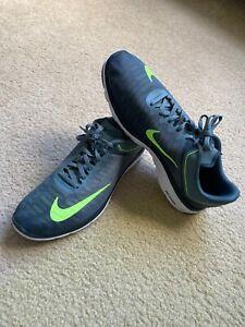 Latón clon Esperar algo  Nike Fitsole Hombre Talla 9.5 | eBay