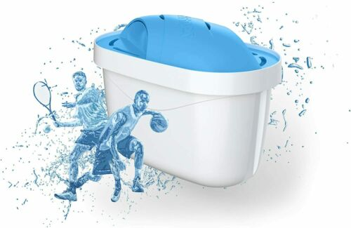 Wessper 4x Sport Aquamax l/'Eau Filtre Cartouches comp BRITA Maxtra wes003-sp