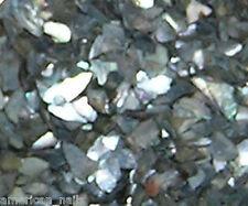 1 boite de Paillette NACRE Noire Anthracite bijoux d'ongle Nail Art