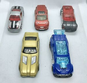 Hot-Wheels-Street-Racing-Bundle-Die-Cast-Coleccionable-Coche-Lote-De-Trabajo