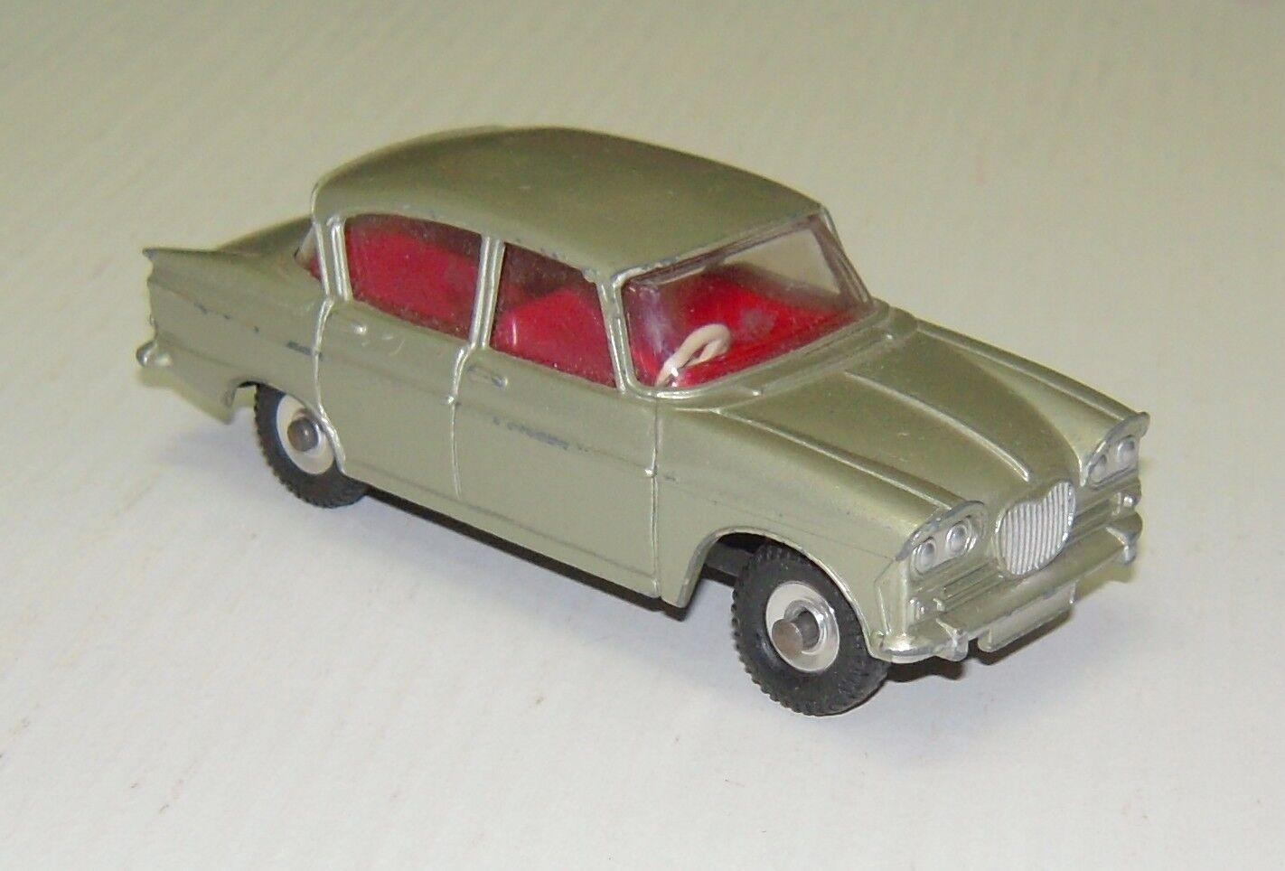 SINGER VOGUE 145 Dinky Juguetes Modellino Auto Anni '60. Scala 1 43. Vintage (8)