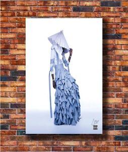 T2750 36 Poster Young Thug Rapperist American Rap Hip Hop Music Star Art Print