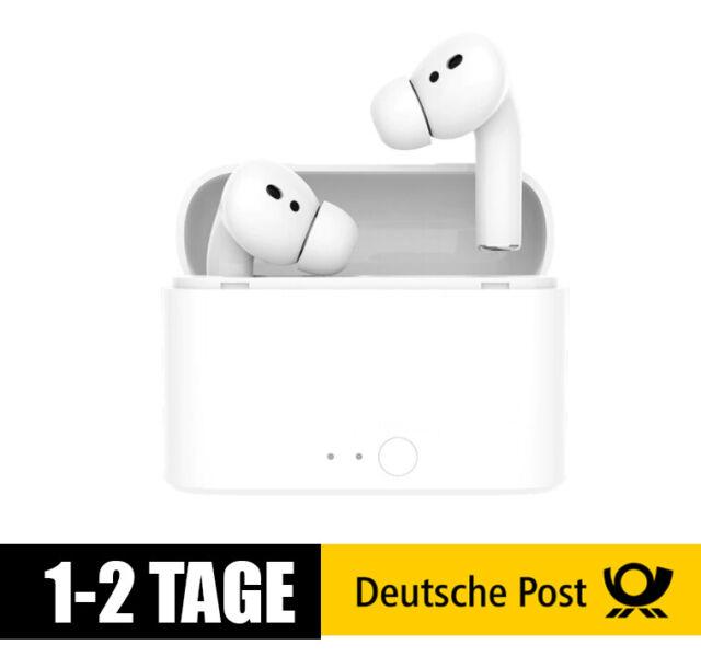 Bluetooth 5.0 Kopfhörer In-Ear Kabellos Ohrhörer Touch-Funktion Apple & Android
