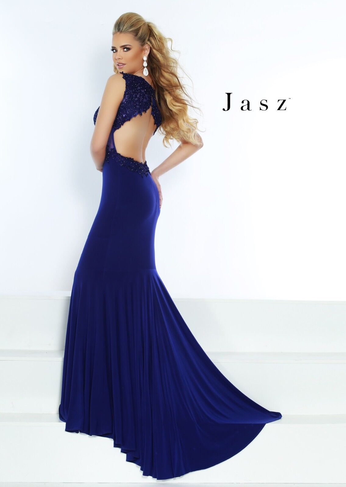 JASZ COUTURE 6474   Prom Wedding Homecoming   New, 100% Authentic, Free Shipping