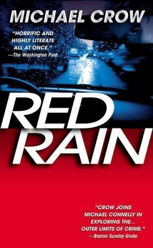 Red Rain by Michael Crow (2003, Paperback)