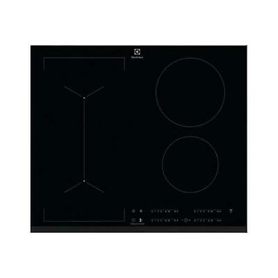 Piano induzione Electrolux LIV63443 60cm 2+1inf ConHobHooD NERO