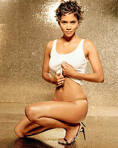 HALLE BERRY 8x10 CELEBRITY PHOTO PICTURE HOT SEXY 5 | eBay