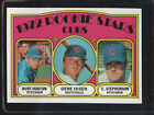 1972 Topps Burt Hooton #61 Baseball Card