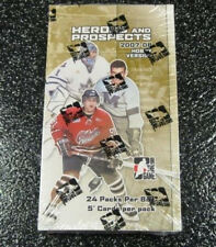 2007-08 ITG In The Game Heroes And Prospects Hockey Hobby Box