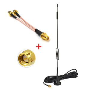 Details about 4G LTE Antenna+Splitter Cable for HUAWEI B593 B683 B686 B310  B315 Mobile WiFi AP