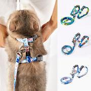 PETKIT Cat Harness Leash Set Adjustable Small Pet Animals Walking Collar Strap