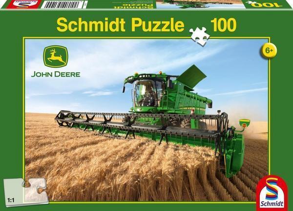John Deere, Mähdrescher S690 (Kinderpuzzle)