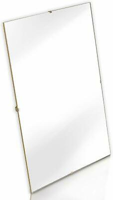"""Color Clip Frames 6/"""" x 4/"""" Pack of 10 Clear"""