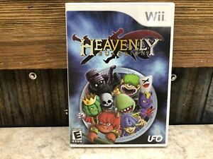 Heavenly Guardian 2008 Nintendo Wii Game Works Complete TESTED