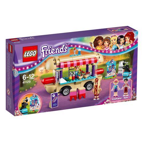 LEGO Friends 41129 l Furgone Degli Hot Dog Del Parco Divertimimento