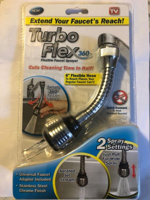 Flexible Faucet Spray