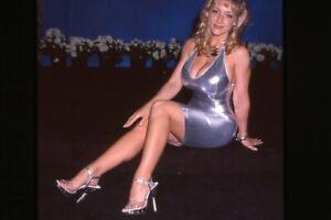 (3) DANNI ASHE, ADULT PORN STARS, 1990 Candid 35mm Color Slide Film Photo | eBay