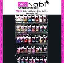 48pcs Glitter Nail Polish Glitter Nail Art (Wholesale Lot)
