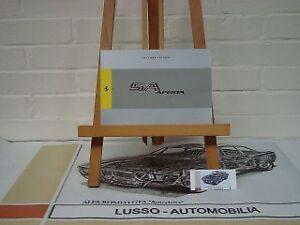 Ferrari SA aperta owners manual (Italian)
