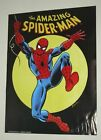 1978 Romita Amazing Spider-man 24 x 18 Marvel Comics poster 1:Marvelmania/1970's