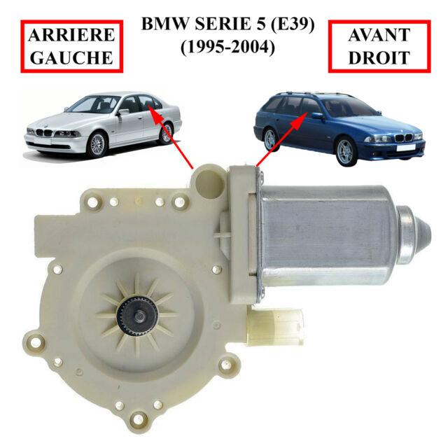 Motor Elevalunas Trasero Izquierdo Conductor Desde BMW Serie 5 E39 67.62-8 360