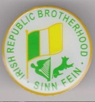 IRB Sinn Fein Badge
