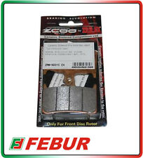 Pastiglie Freno DID Zcoo N001 EX C Honda 750 VFR R RC 30 88-93