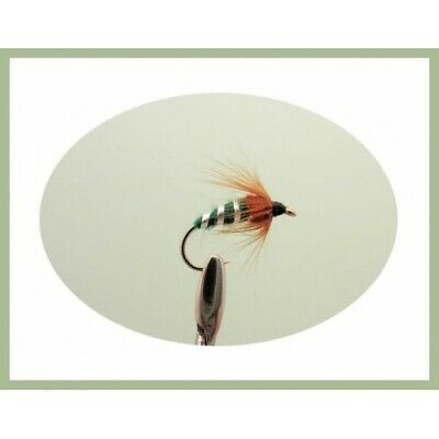 Fishing Flies 6 pack Choice of sizes Nymphs Hatching Sedge Trout Flies