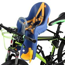 Bicycle Kids Child Front Baby Seat bike Carrier USA Standard with Handrail Z0H3