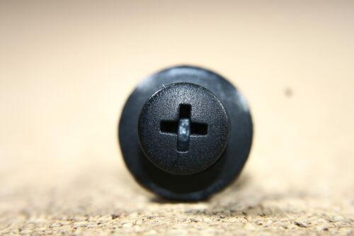For Toyota 10 bumper fender screw push retainer fastener clips