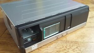 RANGE ROVER LAND ROVER DVD CHANGER DVD PLAYER REFURBISHED REPAIR SERVICE.