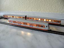 3 Sätze Innenlicht Minitrix 51102700 S-Bahn-Zug digital