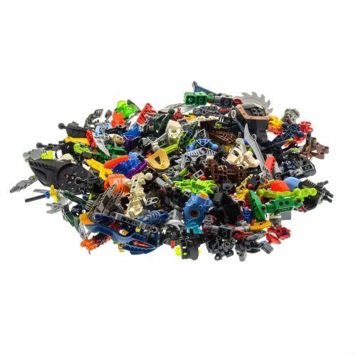 1 kg LEGO bionicle hero factory Knights Kingdom Mélange kiloware un tutti frutti