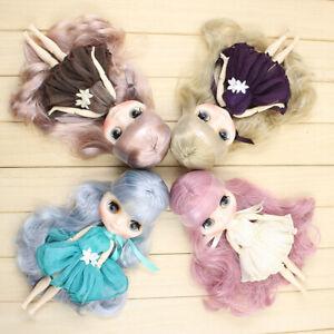 8 Colors Cute Elastic Underpants Underwear for 20cm Middle Blythe Dolls Clothes