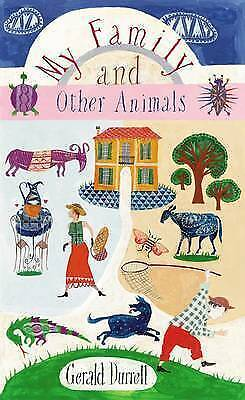 My Family and Other Animals, Gerald Durrell | Paperback Book | Good | 9780140013