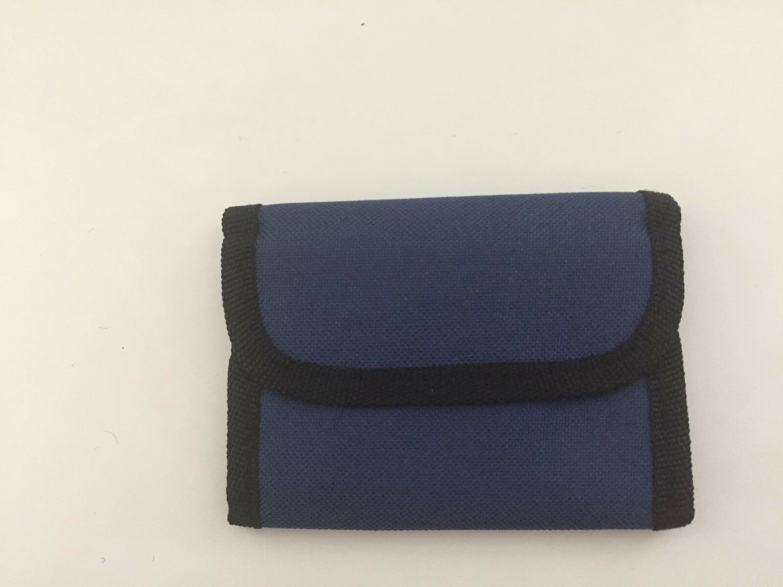 2-Soft Sided Unisex Wallet with Belt Strap-Navy