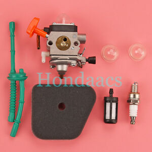 Details about Carburetor Fuel line filter For STIHL 4-mix trimmer HT100  HT101 SP90 SP90T FS130