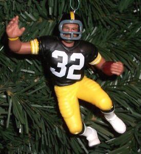 b9513989 Details about Franco Harris PITTSBURGH STEELERS Christmas Tree Ornament  Football Figure xmas