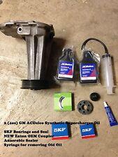 Rebuilt Supercharger Snout Eaton M90 Gen 5 V 04 07 Pontiac Gt Gtp 60 Core Incl