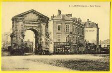 cpa Très RARE 87 - LIMOGES Disparu (Haute Vienne) PORTE TOURNY Ed. G. DARTOUT