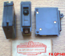 FRANK ADAMS QP140 40 AMP QP NI Circuit Breaker QP-40