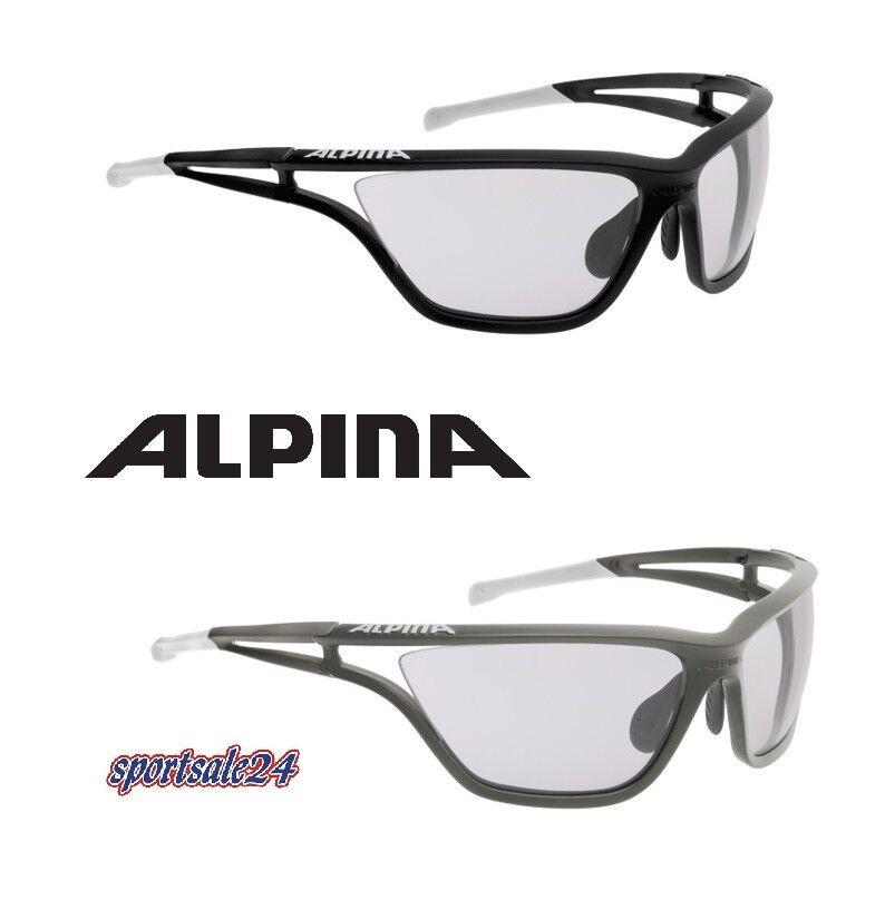 Alpina   EYE-5 VL+   Sport- Radbrille  VARIOFLEX  NEU SONDERPREIS