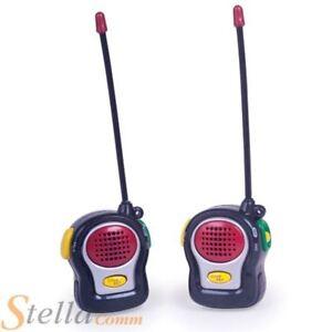 MUNDOS-EL-MAS-PEQUENO-Walkie-Portatil-Bolsillo-Radio-Juguete-Gadget