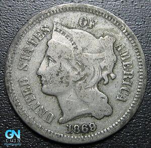 1869-3-Cent-Nickel-Piece-MAKE-US-AN-OFFER-G5340